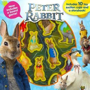 🌈3/$20~PETER RABBIT Stuck-on-you Stories